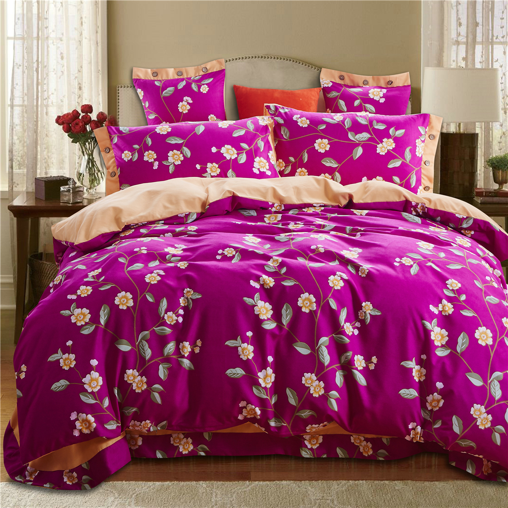 Creative Bohemian Comforter With Twin Full Queen Size Cotton Bohemian Comforter With Modern Bedding Sets