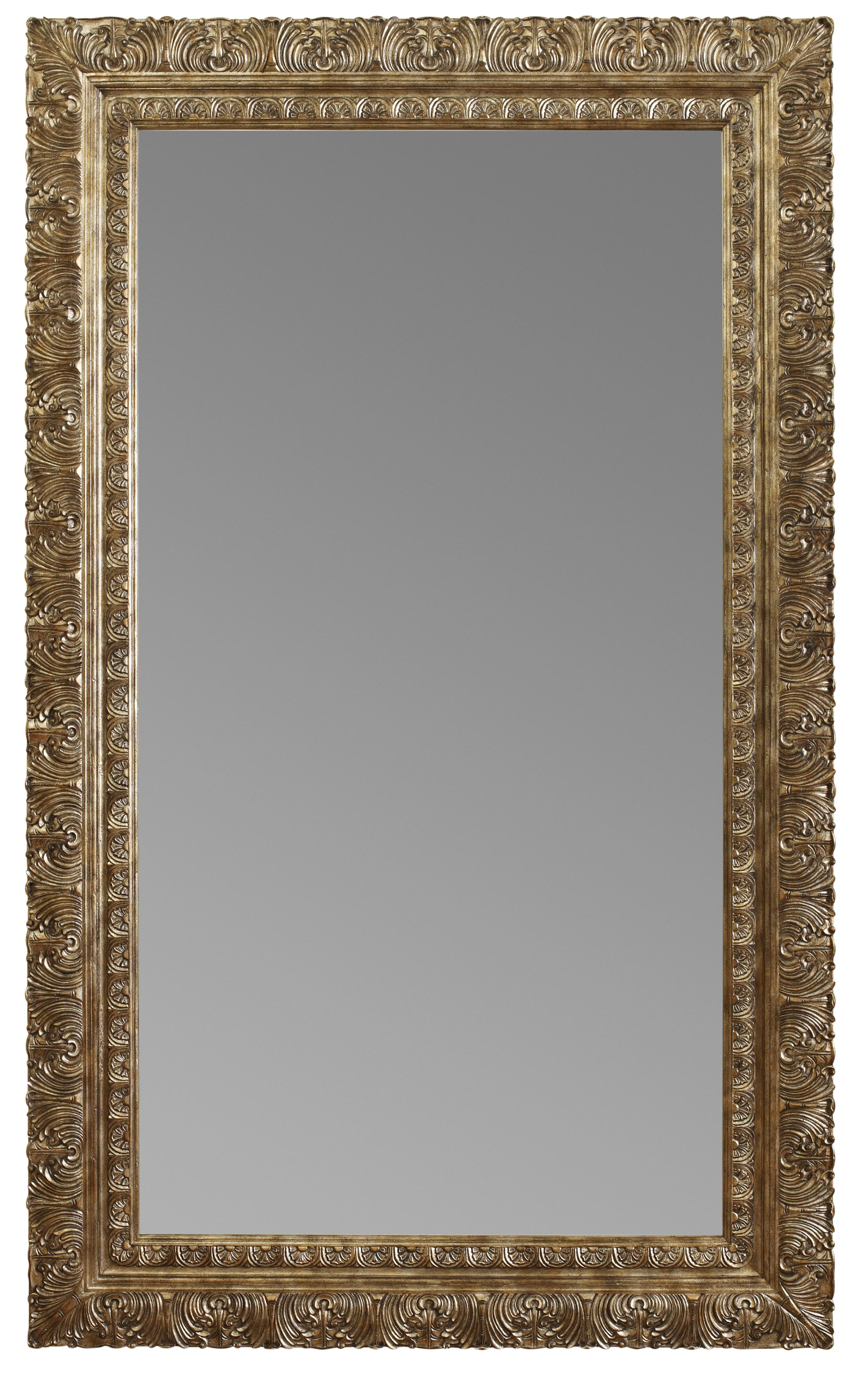 Creative floor length mirrors ornate ornament mirror frame can be place at your beautiful bedroom Ideas