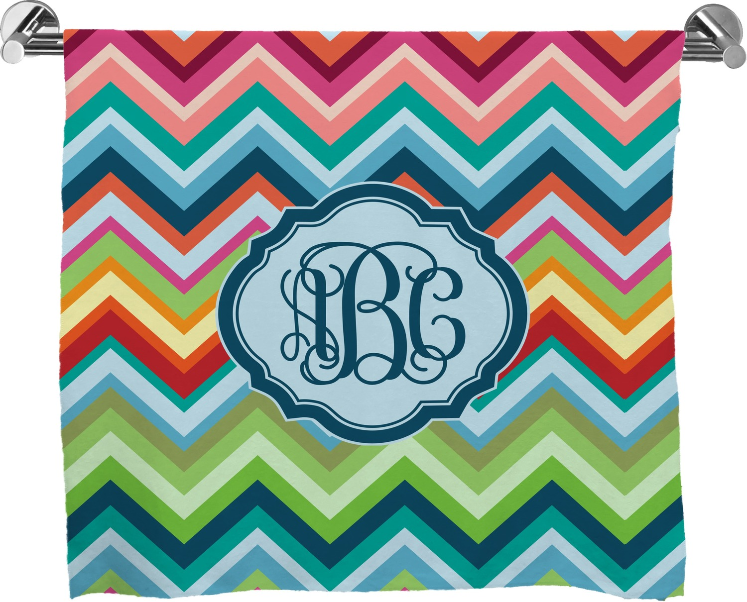 Creative monogrammed bath towels with personalized towel of monogrammed towel set ideas
