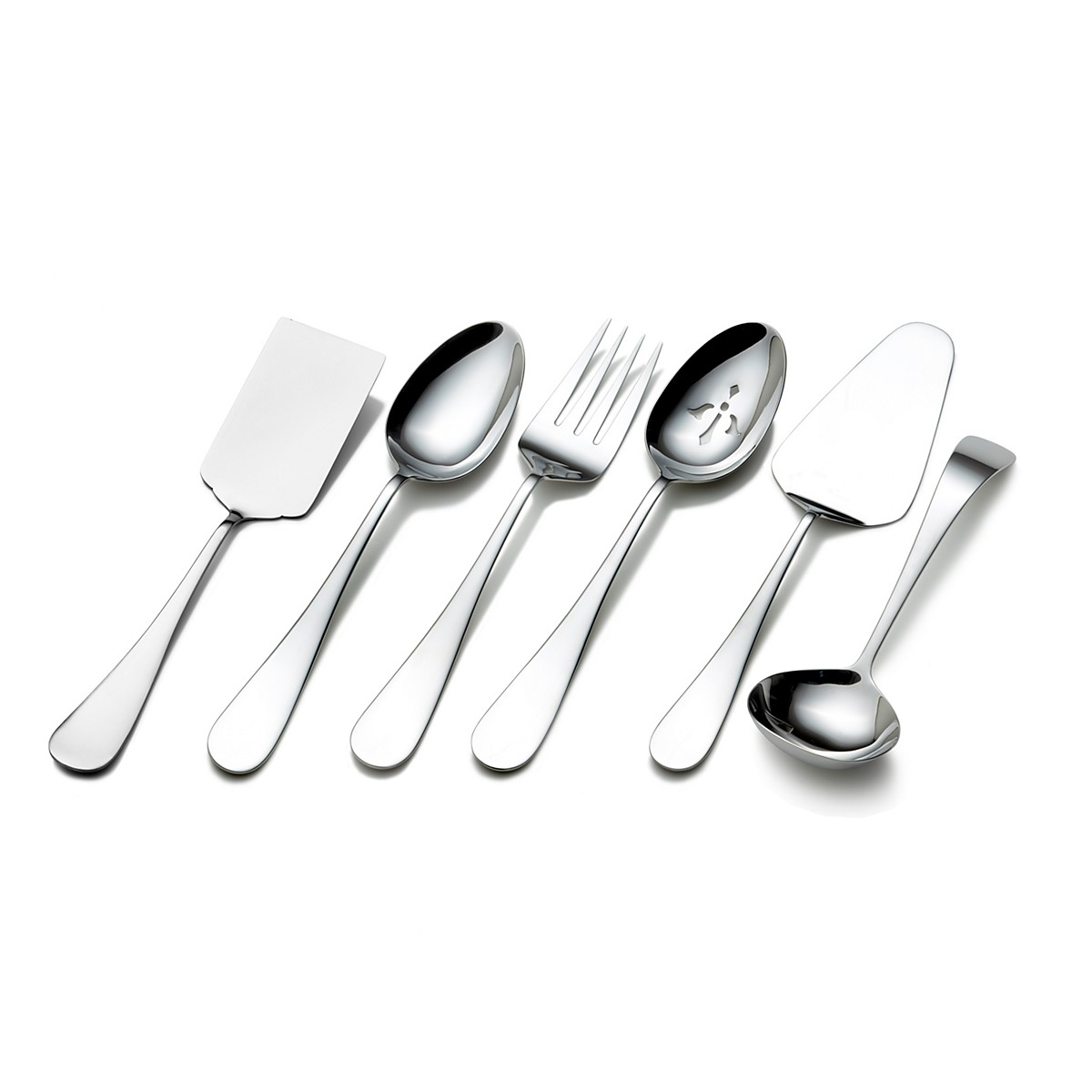 Creative towle flatware 5 piece stainless steel flatware set for serveware ideas