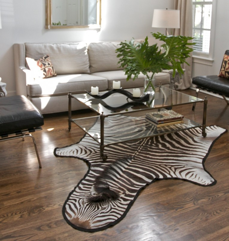 Cute Zebra Skin Rug With Skin Rug Also Rug Animal Print Rug For Living Room Rug Ideas