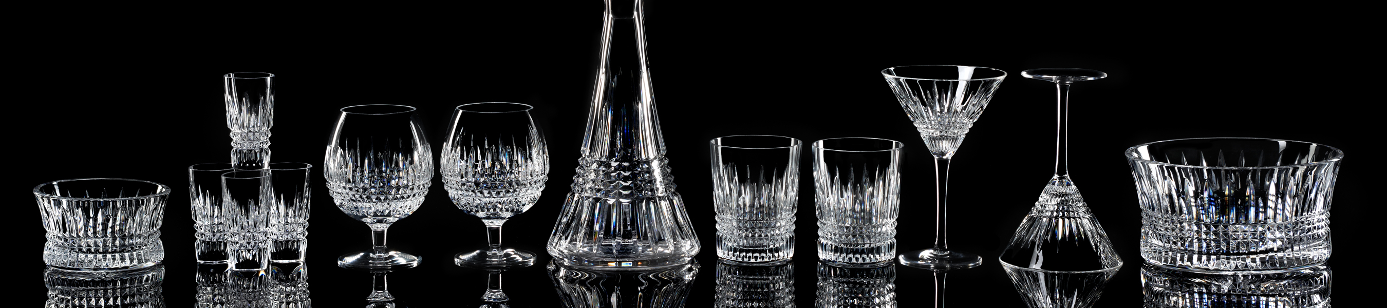 Dazzling waterford lismore with lismore goblet design glass waterford lismore