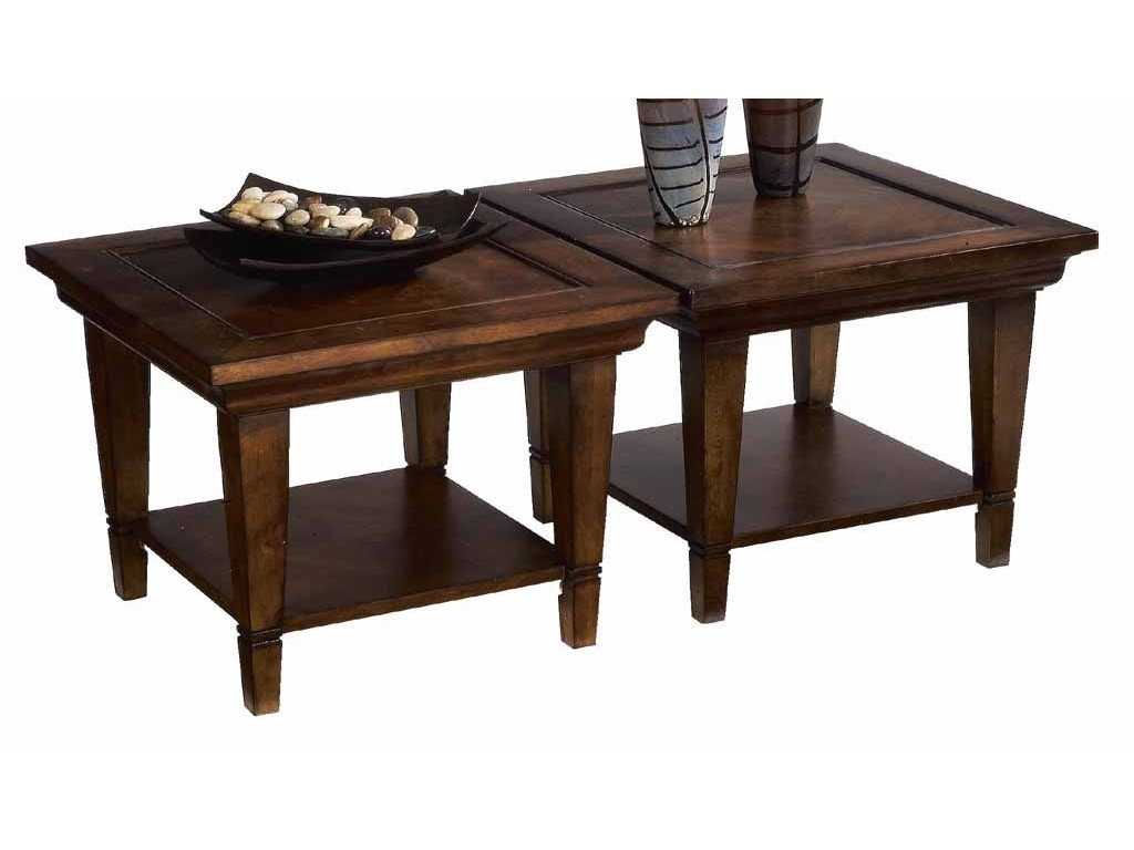 Elegant bunching tables with wooden Source and rug also soft sofas and with living room set furnitures