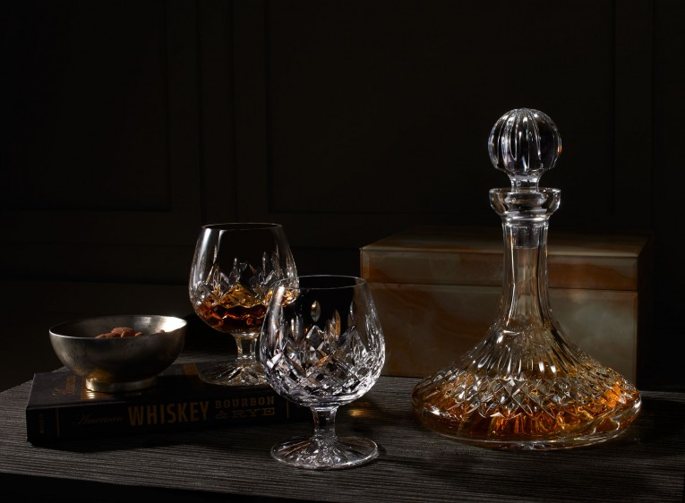 Elegant Waterford Crystal Decanter Waterford Crystal Lismore For Dining Display Serveware Ideas