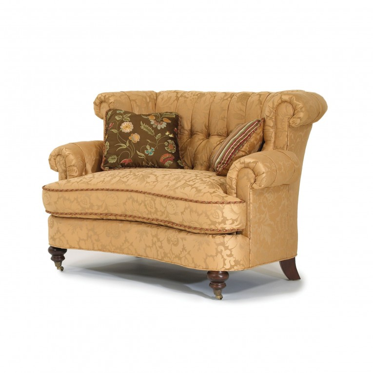 Enchanting Cannon Swivel Cuddle Chair With Cushion And For Your Beautiful Living Room Ideas
