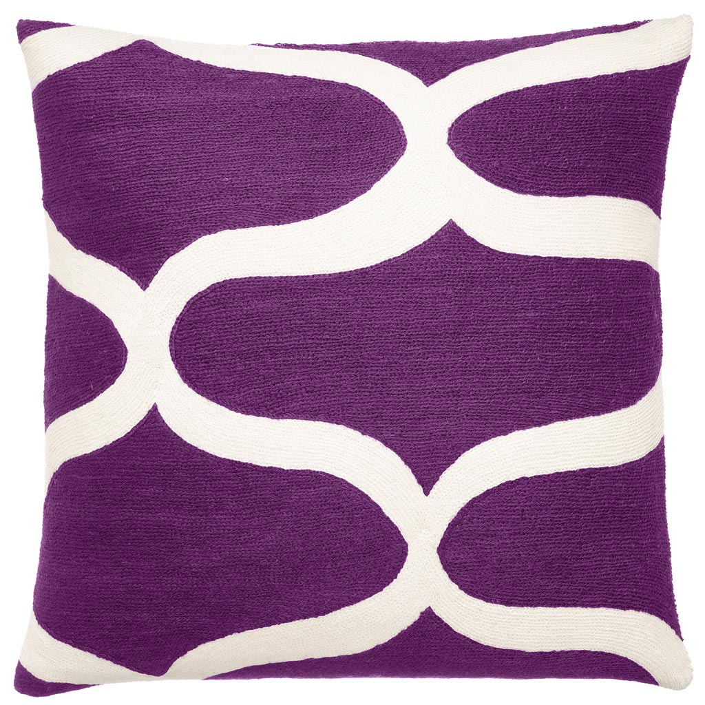 Enchanting Purple Throw Pillows With Lavender Pillow Colors And With Abstract Pattern Cushion For Sectional L Sofa Living Room Ideas