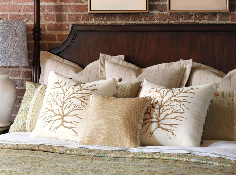 Endearing Barclay Butera With Unique Pattern Interior For Living Room Combined With Barclay Butera Furniture Ideas