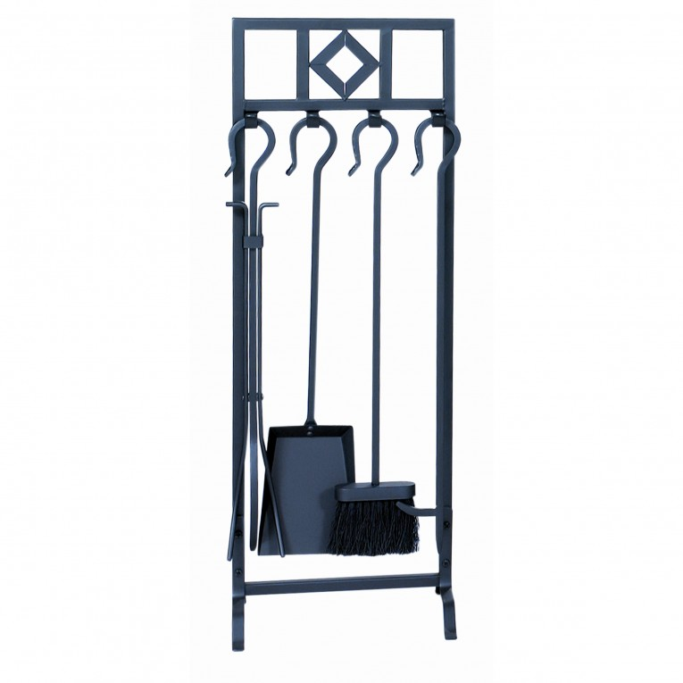 Enticing Wrought Iron Fireplace Tools Pine Firelace Tool For Your Home Interior Tool Improvements