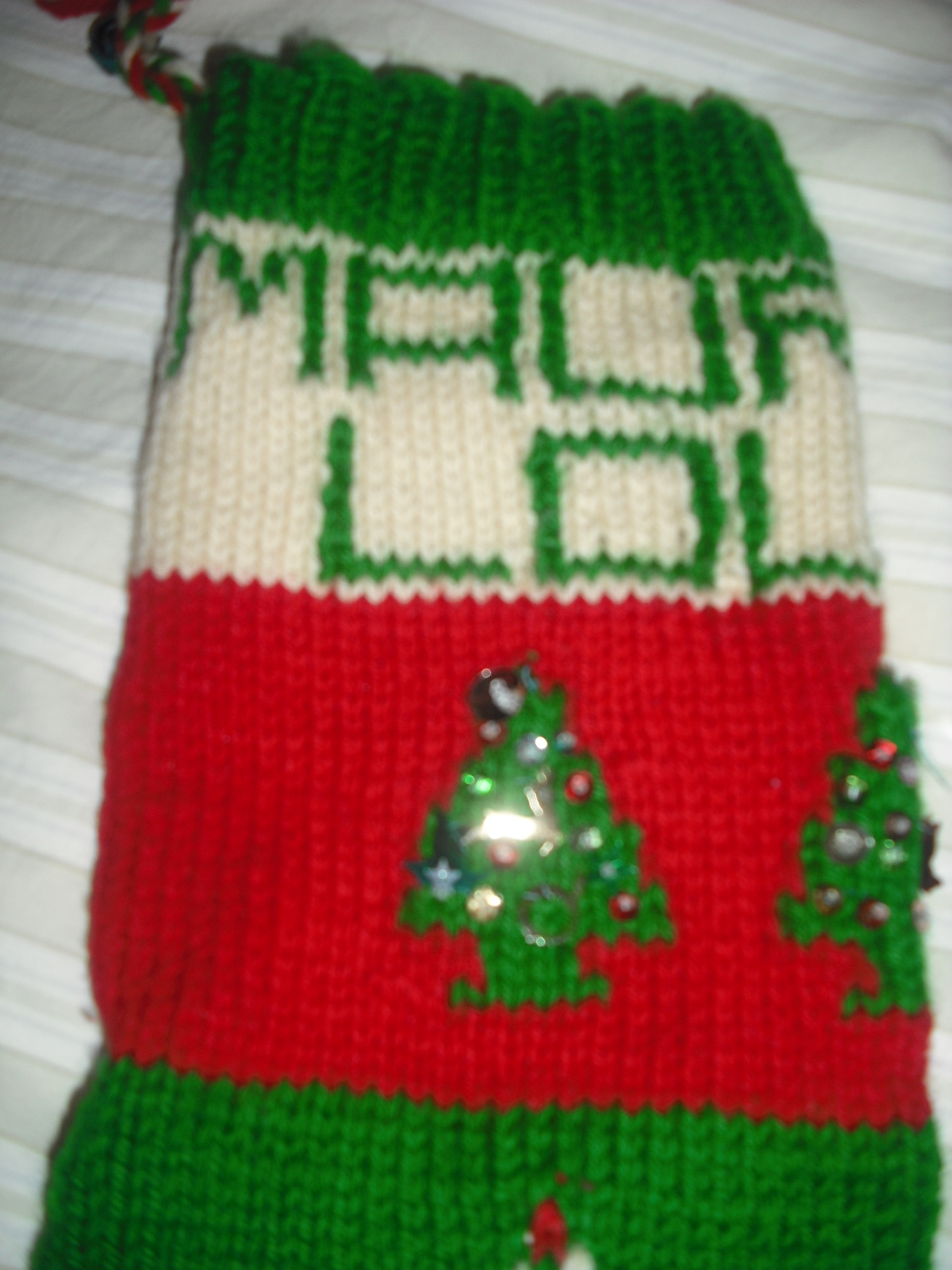 Entrancing knit christmas stockings with multicolorful christmas stocking and fireplace at chistmas day interior design