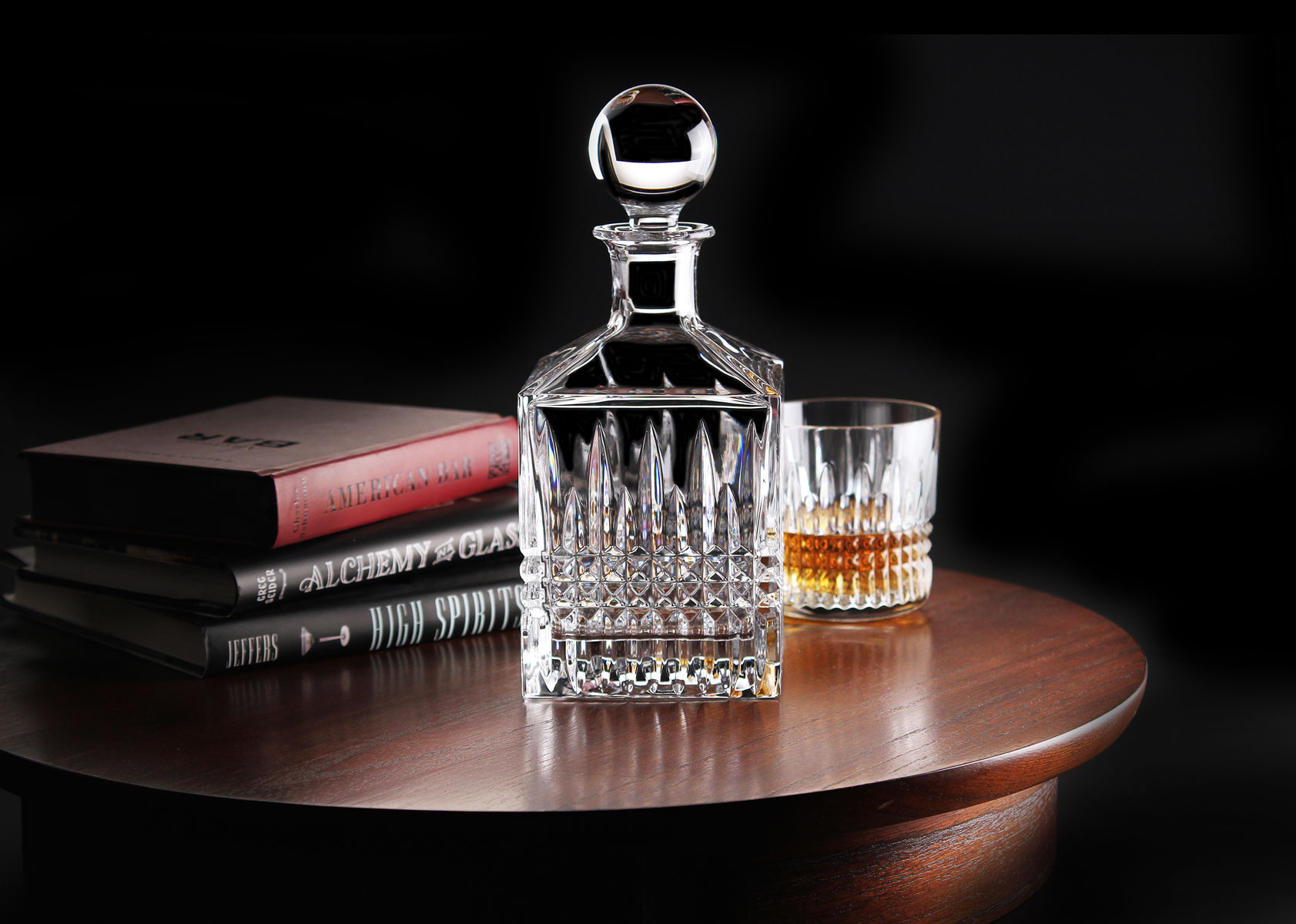 Excellent waterford crystal decanter waterford crystal lismore for dining display serveware ideas