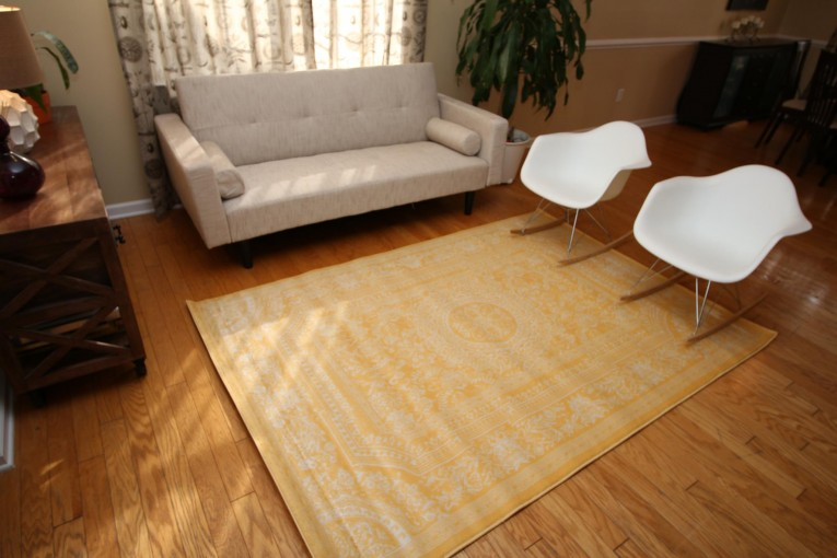 Exciting 4x6 Rugs Sheepskin Rug And Dark Laminate Floor Also Sectional Sofa Combined With Queen Bedsize For Living Room Or Bedroom
