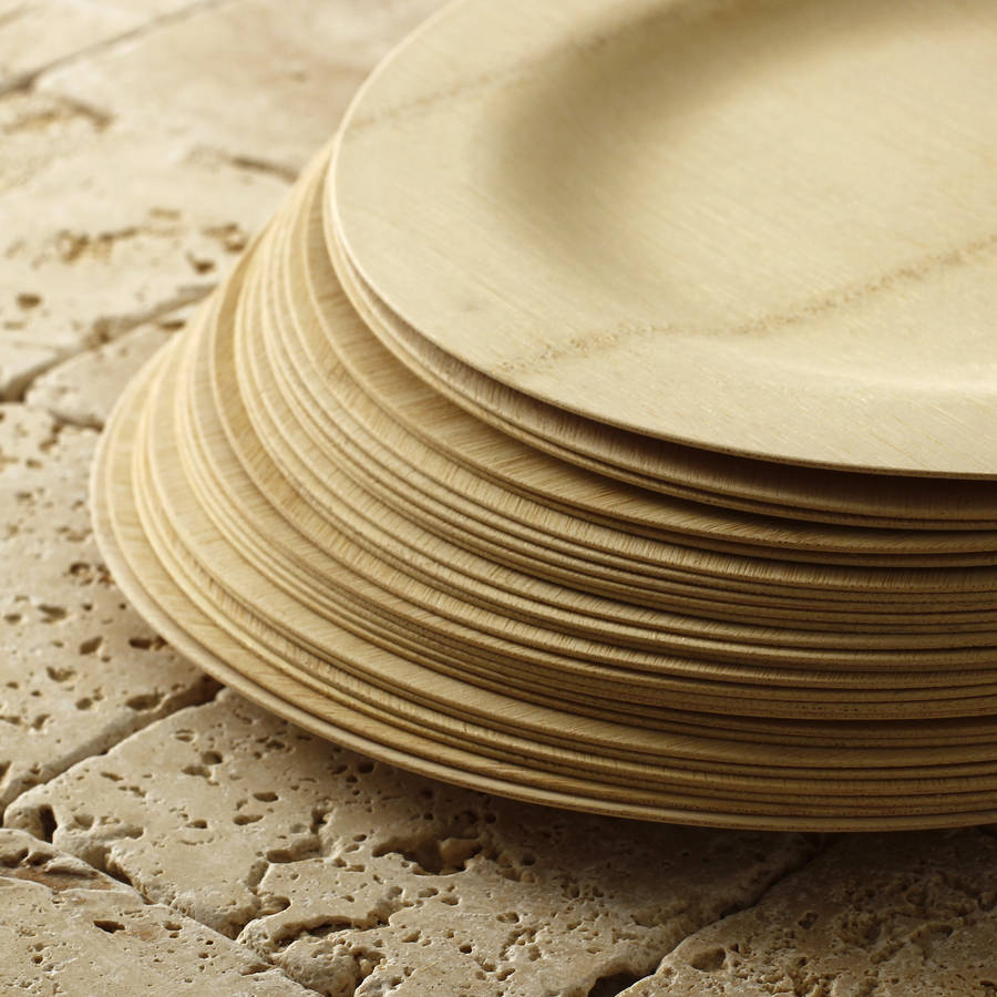 Exciting bamboo plates with Core bamboo plates for serveware ideas