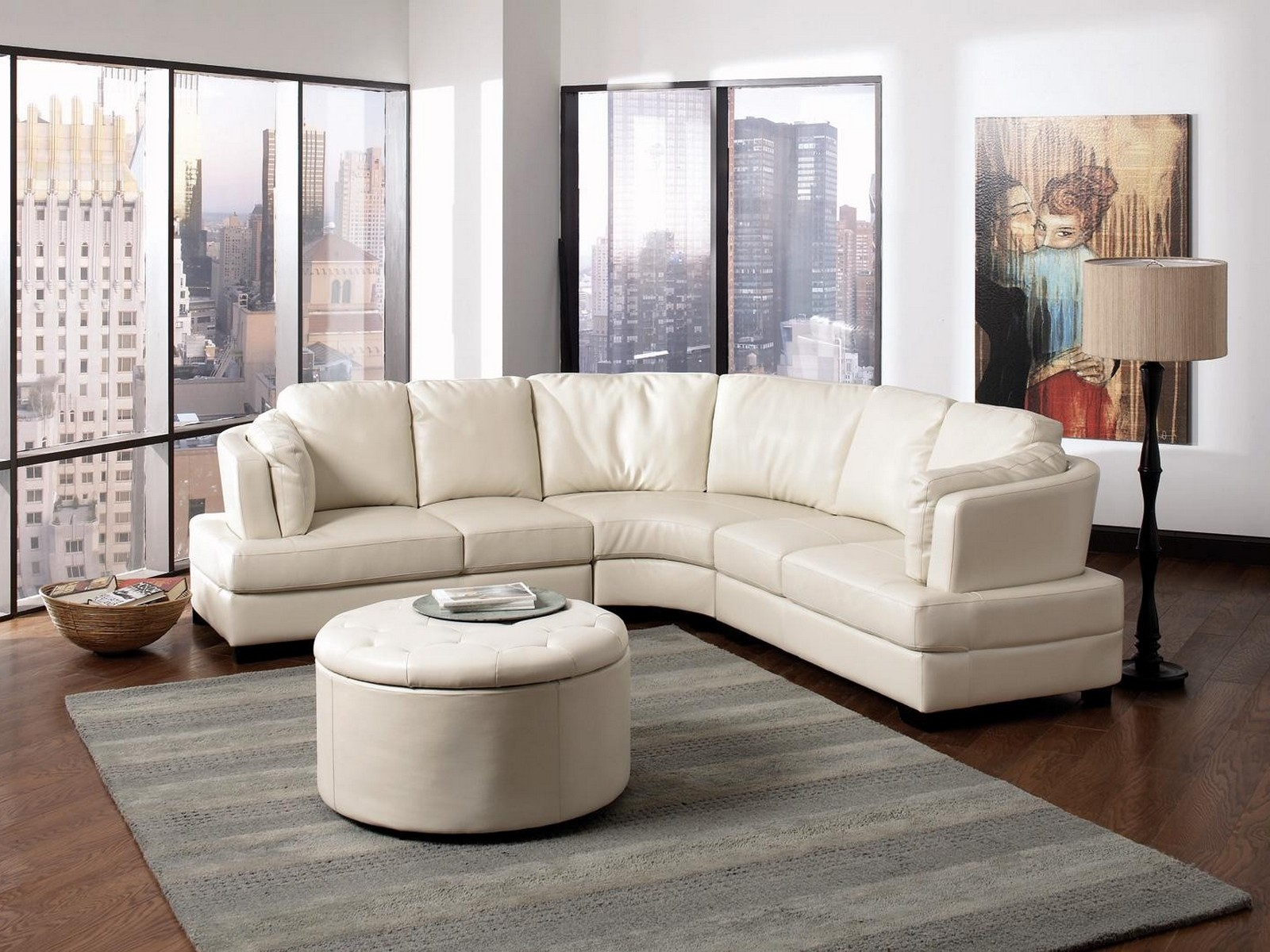Fascinating living room sectionals with lowes table and sidetable