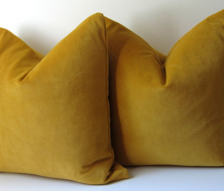 Fascinating Yellow Throw Pillows With 20x20 Inches And With True Patterns Yellow Throw Pillows For Living Room Ideas