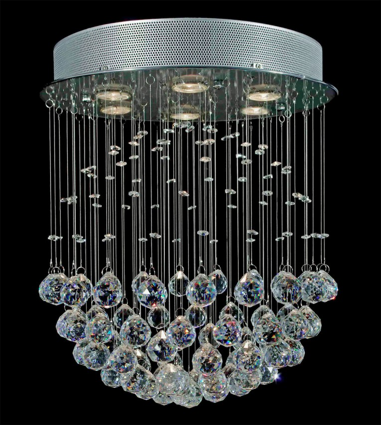 Lovely Unique Design Of Orbit Chandelier With Iron Or Stainless For Ceiling Lighting Decorating Ideas