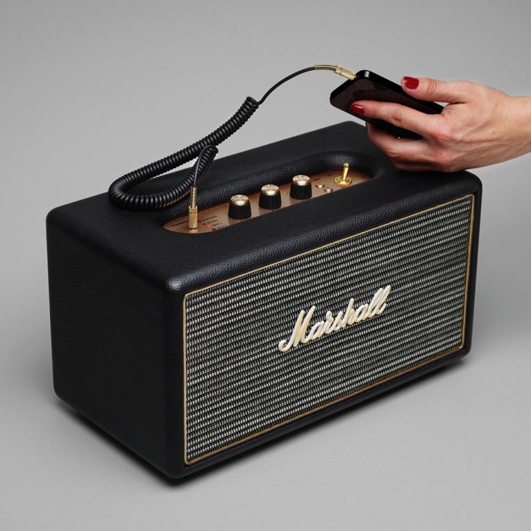 Unique Box Marshall Stanmore Speaker For Home Improvement Home Accesories Ideas