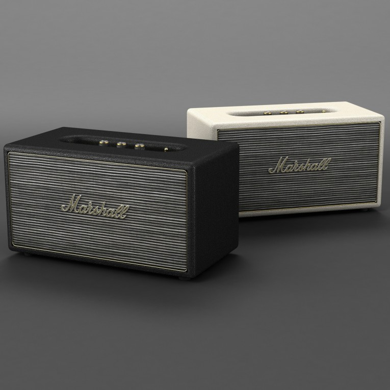 Wonderful Box Marshall Stanmore Speaker For Home Improvement Home Accesories Ideas