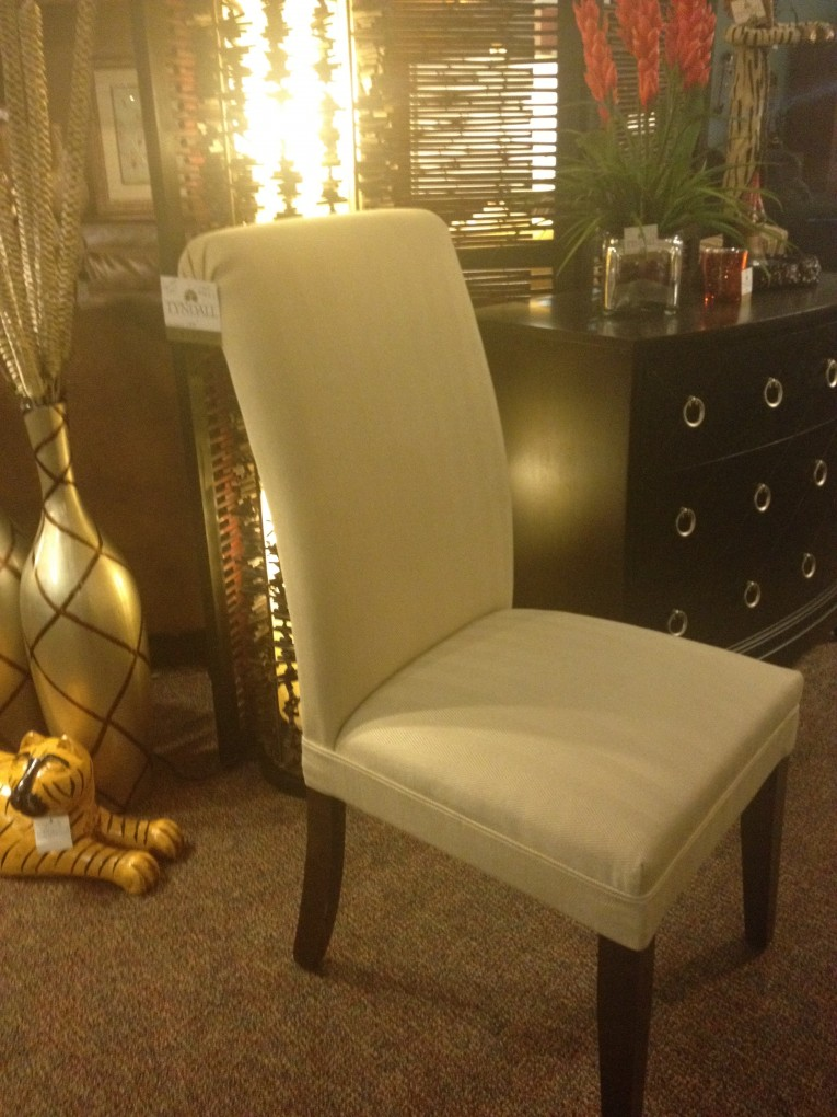 Wondrous White Dining Chairs And Black Cabinet Table Tyndall Furniture