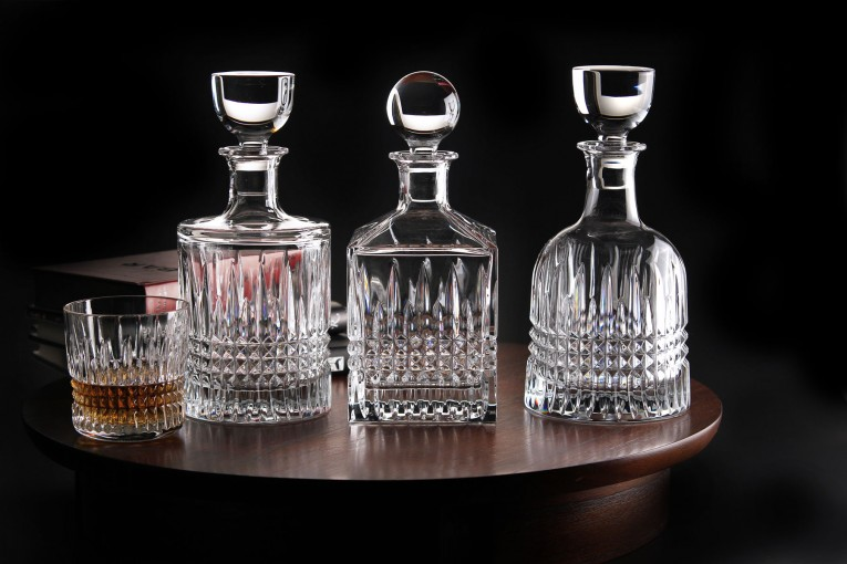 Amazing Waterford Crystal Decanter Waterford Crystal Lismore For Dining Display Serveware Ideas