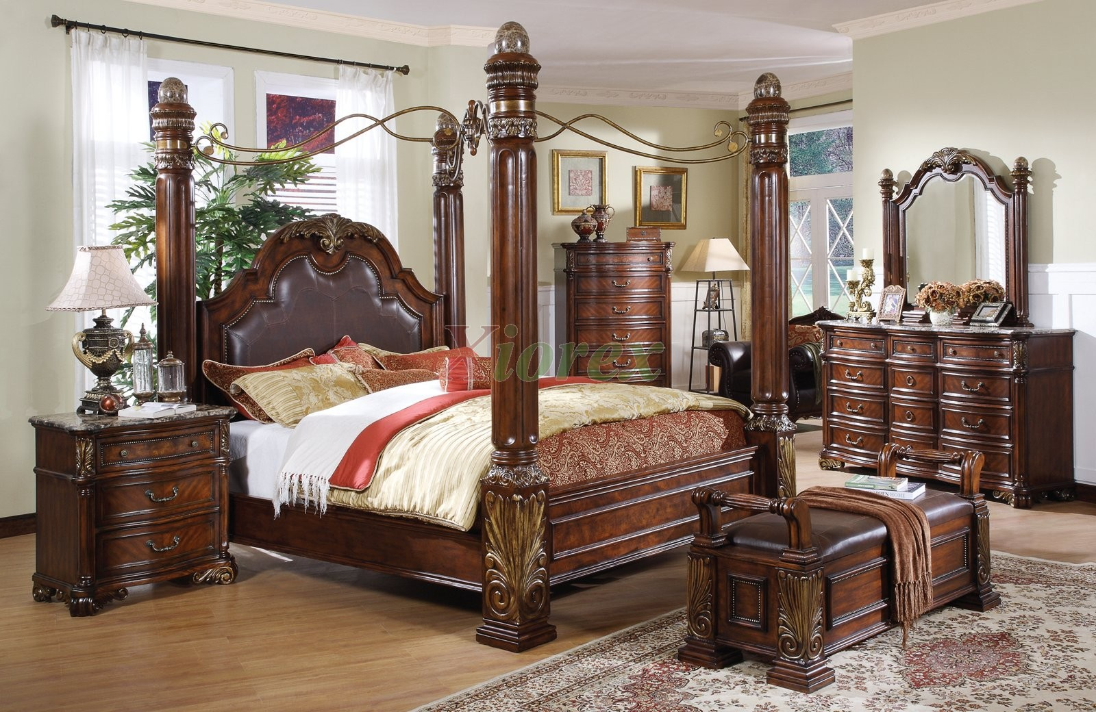 appealing king size canopy bed