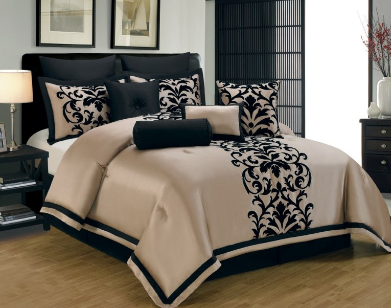 Bedding For Black Furniture. Awesome Cal King With Sidetable And Bedding  Sets For Black Furniture