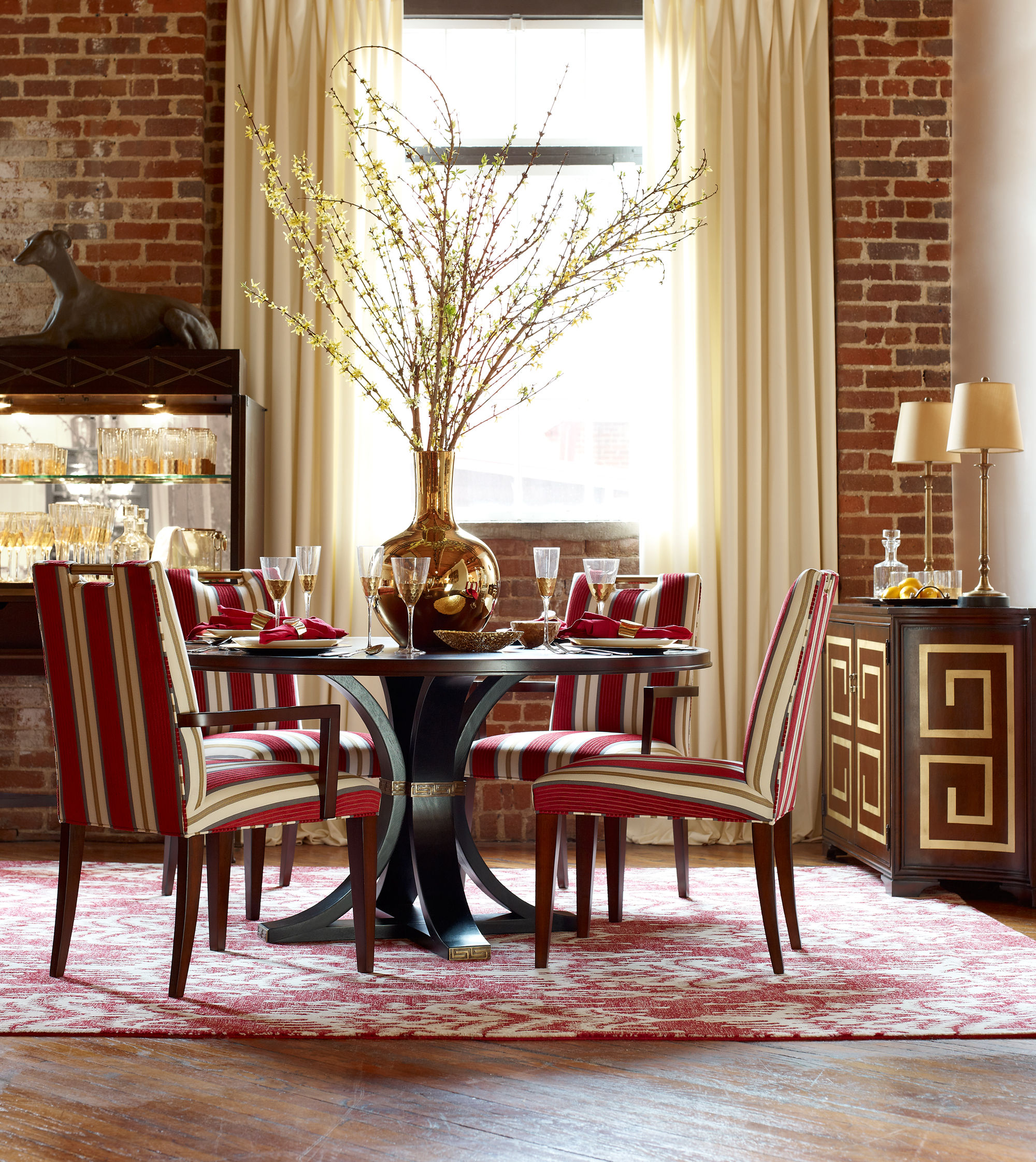 chic barclay butera with unique pattern interior for living room combined with barclay butera furniture ideas