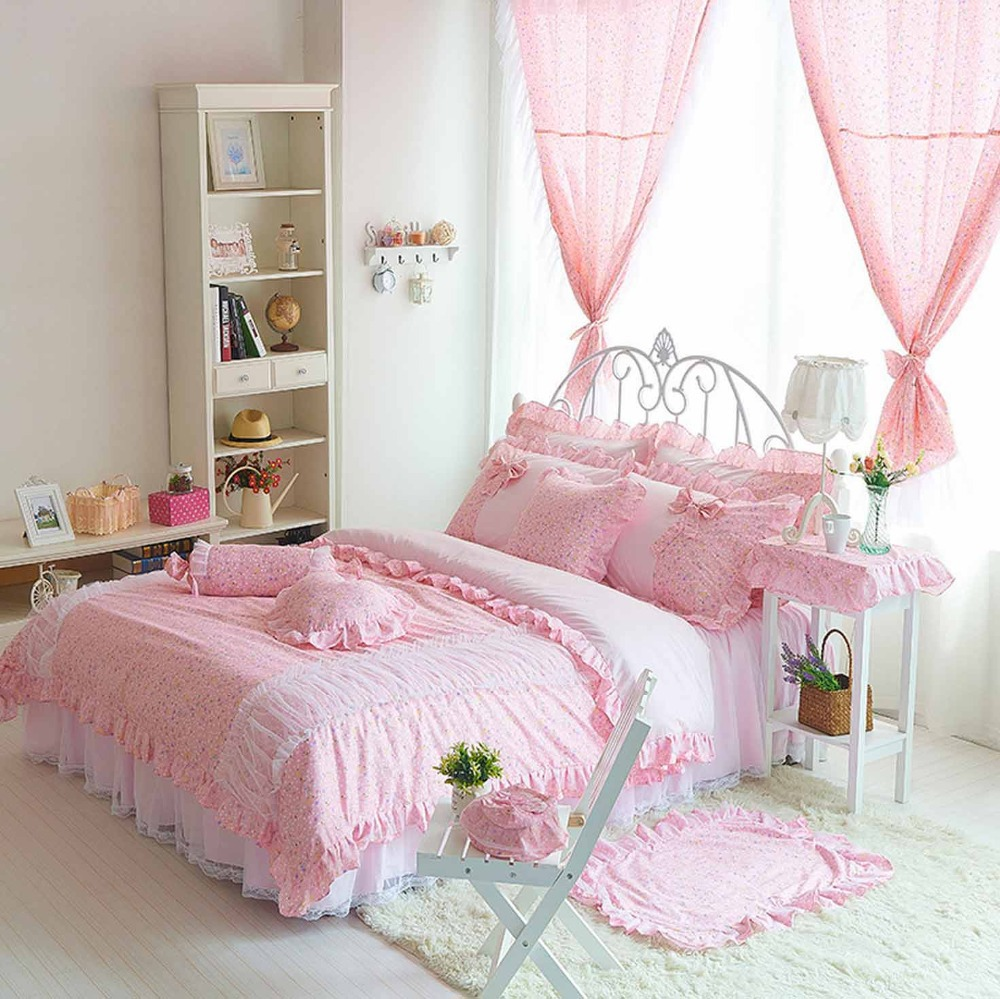 classy comforters for teens with pink color