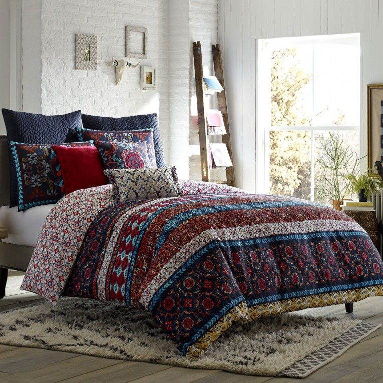 Cozy Comforter Sets For Natori Bedding
