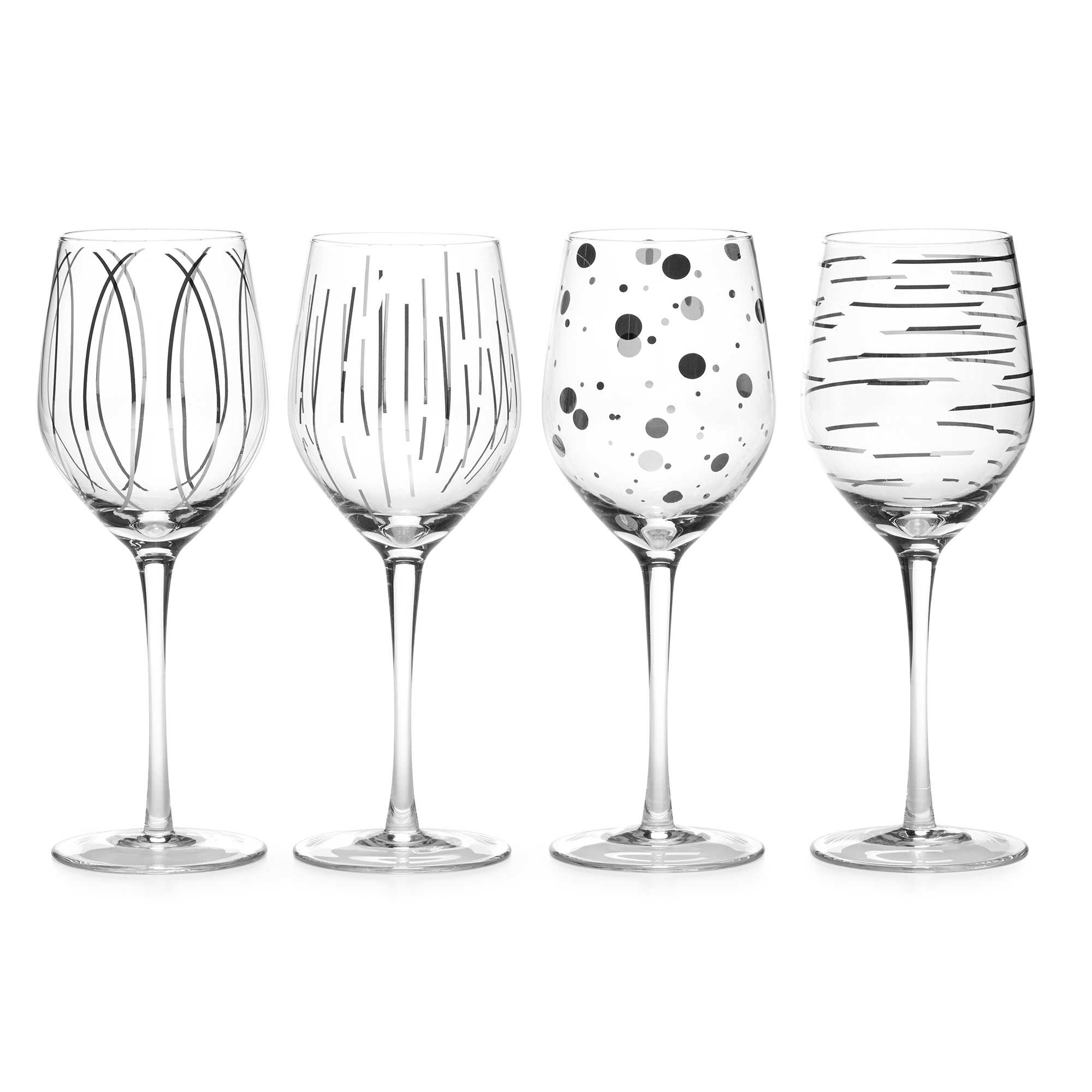 Beautiful Mikasa Wine Glasses for Stemware or Serveware: Fabulous Mikasa Wine Glasses Platinum Wine Mikasa Wine Glasses