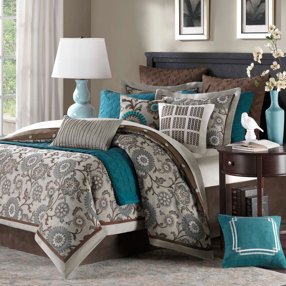 fabulous ocean bedding sets king and rug