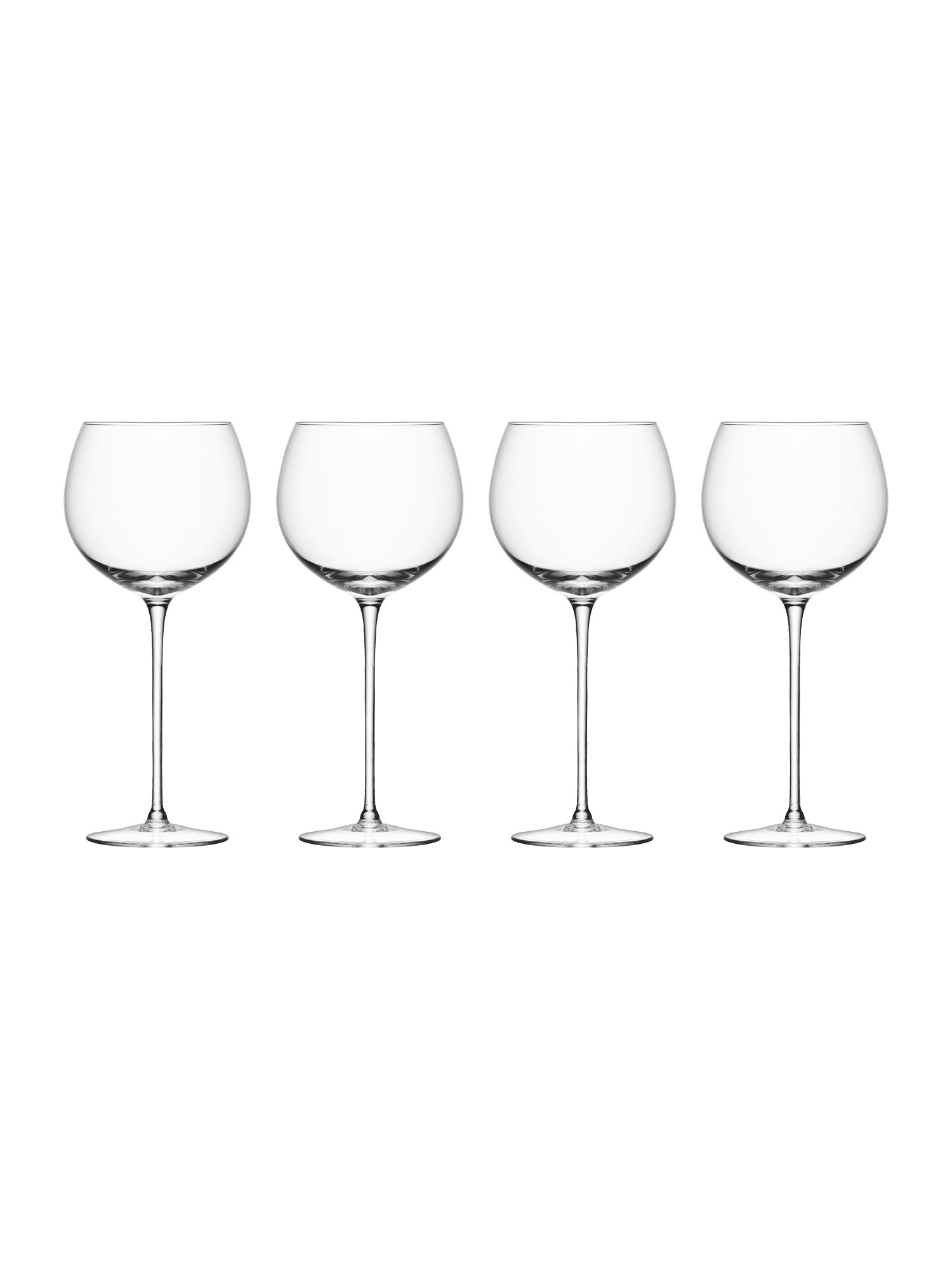 Gorgeous Mikasa Glass And 4 Pieces Mikasa Wine Glasses