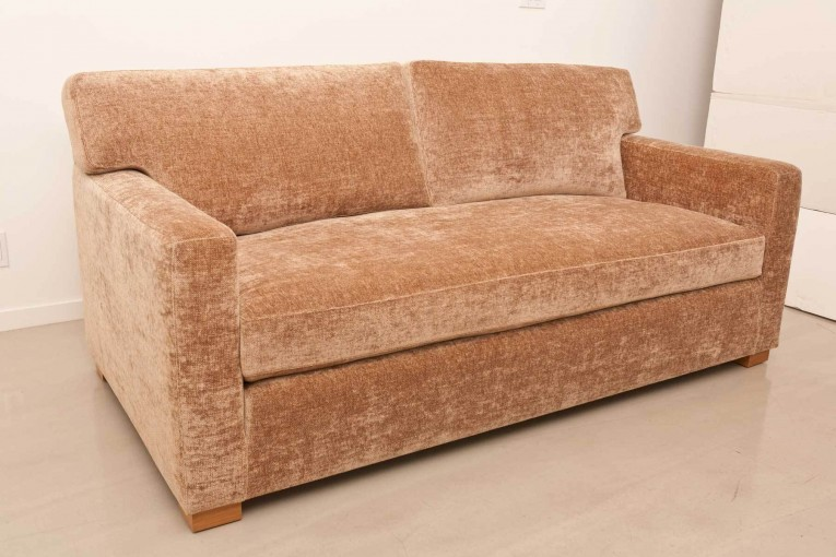 Loveseat Without Sofa Pillows