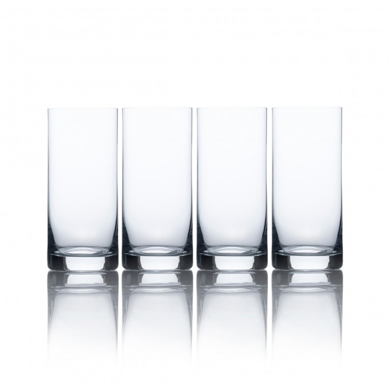Luxury Glass With 4 Pieces Cheers Mikasa Wine Glasses