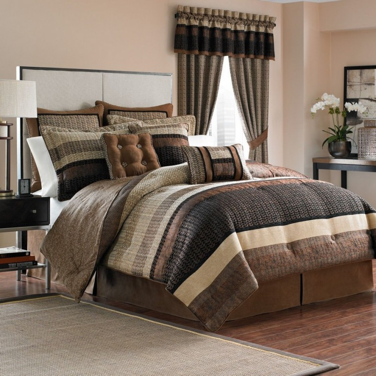 Mesmerizing Bedding Sets King With Fascinating Rug