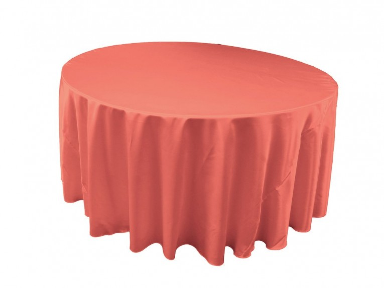 Old Red 120 Round Tablecloth