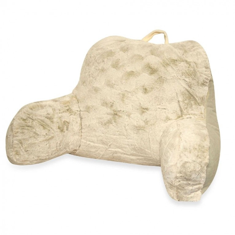 Safavieh Sand Backrest Pillow With Arms