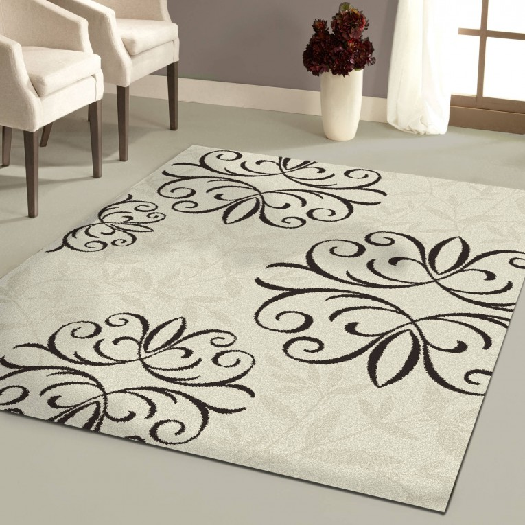 Superb Maples Rugs With Curtain And Chairs Also Flowers