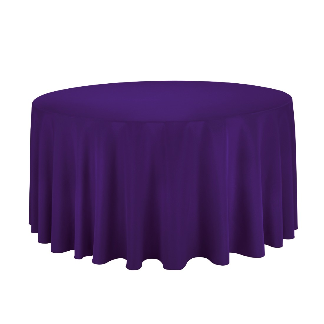 Unique Colors 120 Round Tablecloth for Dining Room Furniture Ideas: Wondrous Purple 120 Round Tablecloth
